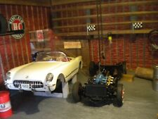 Danbury Mint 1953  Corvette -1:24 - Great for use with Barn Find Display/Diorama