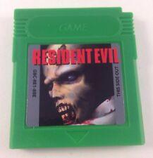 Custom Made Resident Evil - Nintendo Gameboy - New