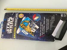 cerf volant star wars asser rare NEUF 1996 pocket kite