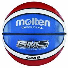molten indoor outdoor Basketball GMX5 C Synthetik Leder blau rot weiß BGM5X-C