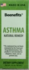 Beenefits Asthma Natural Remedy - All Organic Propolis & Green Mint Leaf Extract