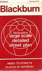 Blackburn Map Plan Probably 1980-90