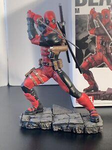 Marvel DEADPOOL Maximum Fine Art Statue Kotobukiya 567/900