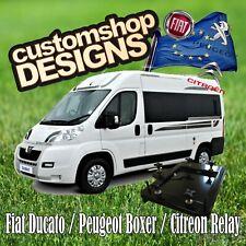 Ducato, Boxer, Relay (1998 Onward) Double Seat Swivel Base (LHD European Model)