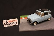 Solido Renault 4 1:18 blue (MCNB)