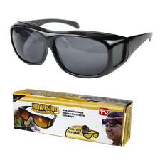Anti Glare UV Unisex HD Vision Driving Sunglasses Wrap Around Glasses As Seen TV