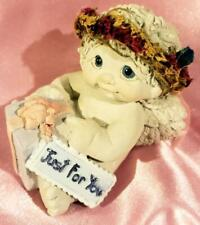 "Cast Art Vintage Dreamsicles Love Notes ""Just For You"" #10679"