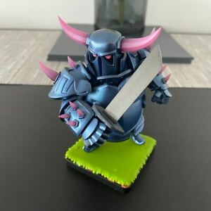 Official Clash Of Clans / Clash Royale PEKKA P.E.K.K.A Figure Supercell Games