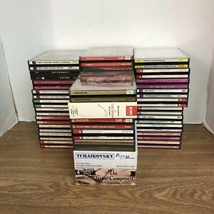 Lot of 36 Classical & Opera Cd Box Sets (5/7 F13)