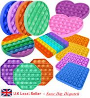 Push Pop Bubble Fidget Toy Sensory Stress Relief