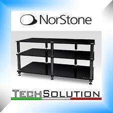 Norstone Bergen AV2 Hi-Fi Mobile Supporto Porta Elettroniche Amplificatore DVD