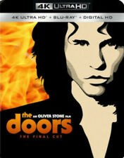 The Doors [New 4K UHD Blu-ray] With Blu-Ray, 4K Mastering, Dolby, Subt