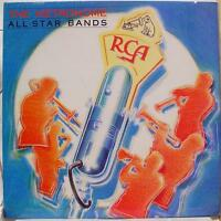 Various - Metronome All Star Bands LP Mint- 7636 1 RB Vinyl 1988 Record