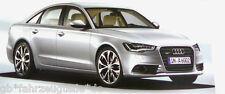 Audi A6 4G Avant Bordbuch Bordmappe Betriebsanleitung deutsch 1325614G000 /SZ714
