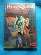 Rol - Runequest - Libro Básico - Joc Internacional RL827