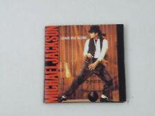"MICHAEL JACKSON - LEAVE ME ALONE - RARO CD 3"" INCH CARDBOARD SLEEVE 1989 EPIC"