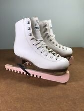 Glacier 120 Figure Skates 13 Youth Girls by Jackson
