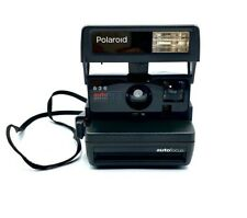Polaroid 636 AutoFocus, Using 600 Film instant camera - Fully Tested - Working