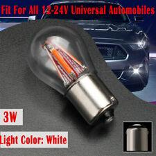 4 LED Backup Reversing Light P21W BA15S 1156 Canbus Reverse Lamp White