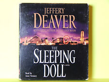 The Sleeping Doll No. 1 by Jeffery Deaver (2007, CD, Abridged)