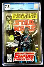 STAR WARS #39 CGC 7.5 VF- 3814478011 9/80 Marvel Comics