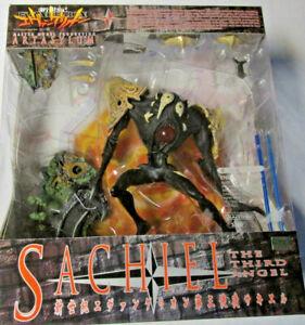 Art Asylum Evangelion - SACHIEL the Third Angel Action Figure Old Store Stock