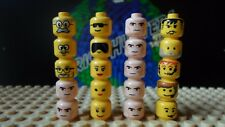 LEGO® TMNT Star Wars Toy Story Heads part lot Lot #4