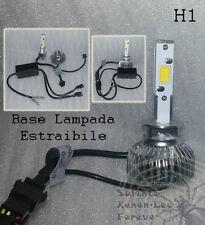 Lampada H1 6000K LED COB 3000LM CANBUS BMW VW AUDI MERCEDES