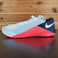 Nike Metcon 5 Mens Shoes Crossfit Training Shoes AQ1189 060 Gray Pink Black