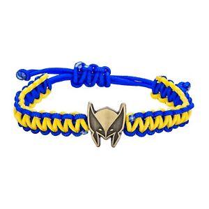 Marvel Wolverine Paracord Charm Bracelet