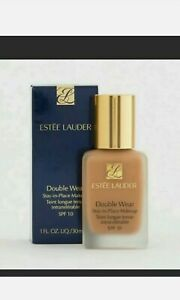 Boxed Estée Lauder Double Wear Stay-in-Place Foundation Makeup 1N1 IVORY NUDE.