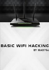 Basic Wifi-Hacking by Sven-Erik Zetterstrom (2015, Paperback)