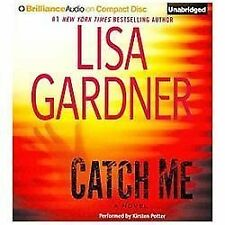 CATCH ME unabridged audio book on CD by LISA GARDNER - Brand New - 11 CDs/13 hrs