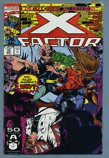 X-Factor #72 1991 Larry Stroman Marvel Comics