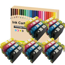 5 Sets Ink Cartridges for Epson SX415 SX510W SX515W S21