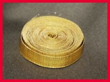 13 mm USSR Gold lace Galun straps Soviet Military Uniform 3,8 m MEMORIAL DAY SAL
