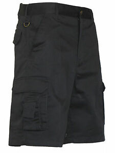 "Dickies Mens Redhawk Multi Trade Pro Cargo Work Wear Shorts Trousers. 30""- 46"""