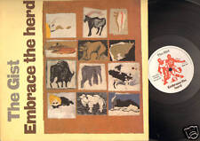 GIST EMBRACE THE HERD Young Marble Giants LP MINT Rough Trade 1982