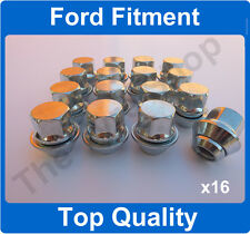 x16 12x1.5 Ford Alloy Wheel Nuts Floating Washers Focus Fiesta C-Max Fusion