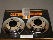 10 Pairs of Chrome Hub Covers for '78-'83 FXR-NEW!