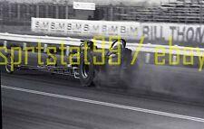Front Engine Dragster @ Orange Cty Int'l Raceway OCIR - Orig 35mm Race Negative