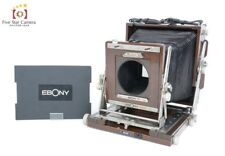 Excellent+++!! EBONY SV57 4x5 Large Format Film Camera Body from Japan