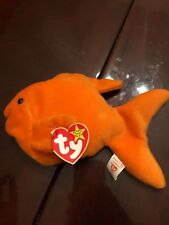 Goldie Beanie Baby from 1993 Style 4023 **RARE** ERRORS**