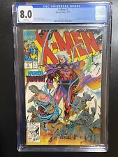 New listing X-Men #2 Cgc 8.0 Marvel 1991 Jim Lee 1st Print Claremont Story White Pages