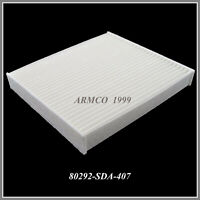 Cabin A//C filte  for  2007  Honda  CRV  80292-SDA-407   C35519