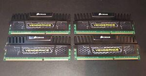 16GB (4x 4GB) Corsair Vengeance DDR3 1600MHz PC3-12800 CL8 Dual Channel Kit