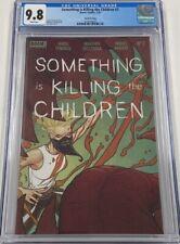 Something is Killing the Children #2 Fourth 4th Print CGC 9.8 Boom! Studios RARE