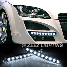 Audi Style LED Daytime Running Light DRL Daylight Kit Fog Lamp Day Lights C16