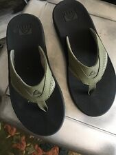 Reef Mick Fanning Flip Flops New Men's Size 10