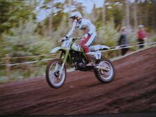 Photo Kawasaki KX125 #67 Johan Stein Int. Sidecar Cross Lochem (NED) 1980